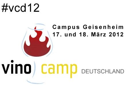 Vinocamp Deutschland 2012
