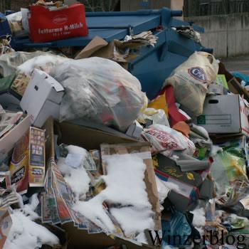 Müllstreik