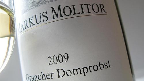 Graacher Domprobst Riesling Spätlese Weingut Markus Molitor